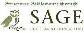 Sage Settlements Logo