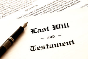 will-and-testament